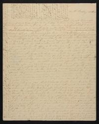 Letter from Elizabeth Hawks to Nancy Everett, 1838 October 08