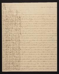 Letter from Elizabeth Hawks to Nancy Everett, 1839 June 13