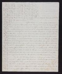 Letter from Lucinda Thayer Guilford to Francese Greene, 1845 October 19