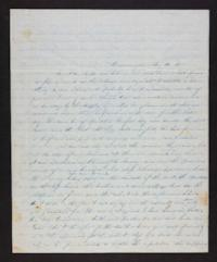 Letter from Lucinda Thayer Guilford to Francese Greene, 1846 May 25