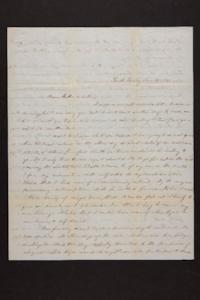 Letter from Mary Quincy Brown to Newman Brown, 1849 June 14