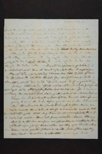 Letter from Susan N. Brown to Newman Brown, 1848 October 18