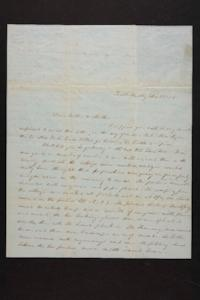 Letter from Mary Quincy Brown to Newman Brown, 1848 December 01