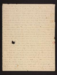 Letter from Lucy Goodale to Mary H. Goodale, circa1839 April 17