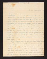 Letter from Lydia Baldwin Phelps to Ezekiel Baldwin,1844 June 29