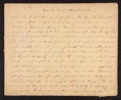 Diary of Elizabeth Mary Bell Welch, 1846