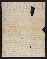 Letter from Abigail Cowles Grant to Martha Grant, 1848 January 20