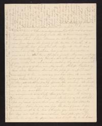 Letter from Jane Scudder to Charles Scudder (father), 1845 July 12