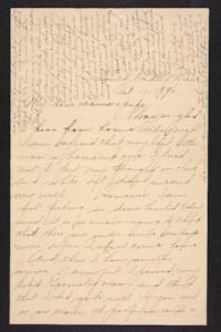 Letter from Amy Roberts Jones to  Augustus H. Roberts and Mary A. Roberts, 1896 October 18