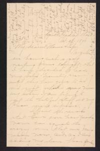 Letter from Amy Roberts Jones to  Augustus H. Roberts and Mary A. Roberts, 1896 October 28