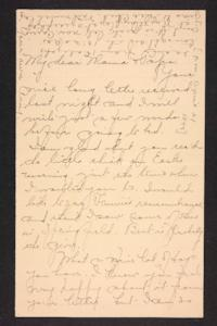 Letter from Amy Roberts Jones to Augustus H. Roberts and Mary A. Roberts, 1897 April 21