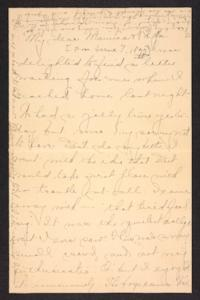 Letter from Amy Roberts Jones to Augustus H. Roberts and Mary A. Roberts, 1897 June 7