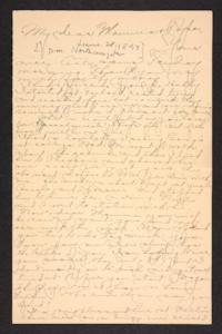 Letter from Amy Roberts Jones to Augustus H. Roberts and Mary A. Roberts, 1897 June 28