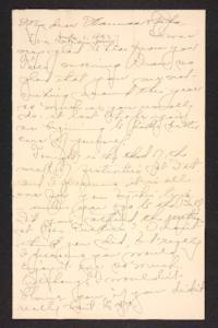 Letter from Amy Roberts Jones to Augustus H. Roberts and Mary A. Roberts, 1897 July 1