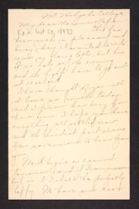 Letter from Amy Roberts Jones to Augustus H. Roberts and Mary A. Roberts, 1897 September 20