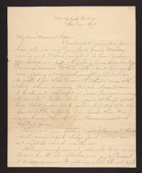 Letter from Amy Roberts Jones to Augustus H. Roberts and Mary A. Roberts, 1898 April 20