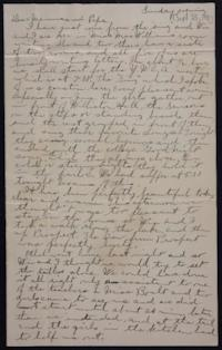 Letter from Edna L. Ferry to Charles A. Ferry and Rosella E. Ferry, 1901 September 25