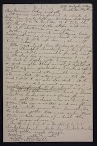 Letter from Edna L. Ferry to Charles A. Ferry and Rosella E. Ferry, 1901 December 1