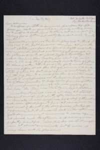 Letter from Edna L. Ferry to Rosella E. Ferry, 1903 June 14