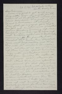 Letter from Edna L. Ferry to Rosella E. Ferry, 1904 October 5