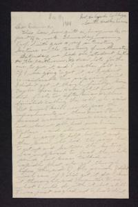Letter from Edna L. Ferry to Rosella E. Ferry, 1904 December 11
