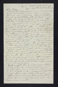 Letter from Edna L. Ferry to Charles A. Ferry, 1905 April 26