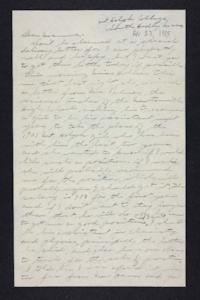 Letter from Edna L. Ferry to Rosella E. Ferry, 1905 April 27