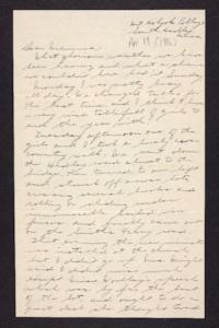 Letter from Edna L. Ferry to Rosella E. Ferry, 1906 April 19
