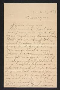 Letter from Mary A. Roberts to Amy Roberts Jones, 1897 December 2