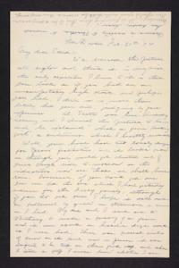 Letter from Charles A. Ferry to Edna L. Ferry, 1904 February 21