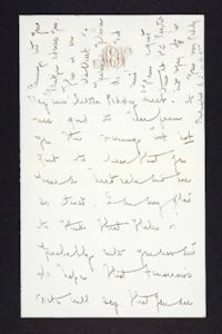 Letter from Mary Woolley to Jeannette Marks, 1905 January 19
