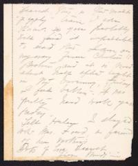 Letter from Mary Woolley to Jeannette Marks, 1906 January 26