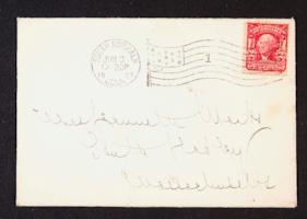 Letter from Mary Woolley to Jeannette Marks, 1907 June 3