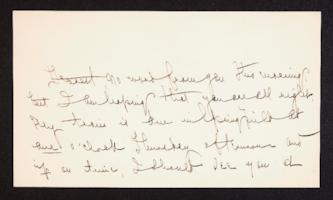 Letter from Mary Woolley to Jeannette Marks, 1908 March 31