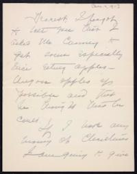 Letter from Mary Woolley to Jeannette Marks, 1911 December 4