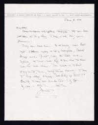 Letter from Jeannette Marks to Mary Woolley, 1938 January 8