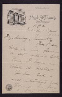 Letter from Mary Woolley to Jeannette Marks, 1915 August 11