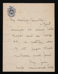 Letter from Mary Woolley to Jeannette Marks, 1921 June 20