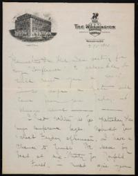 Letter from Mary Woolley to Jeannette Marks, 1921 March 31