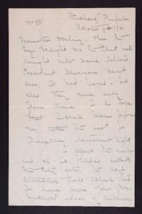 Letter from Mary Woolley to Jeannette Marks, 1921 October 17