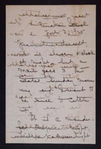 Letter from Mary Woolley to Jeannette Marks, 1925 July 3