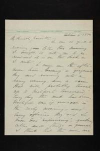 Letter from Mary Woolley to Jeannette Marks, 1938 October 6