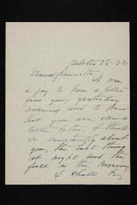 Letter from Mary Woolley to Jeannette Marks, 1938 October 16
