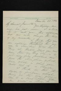 Letter from Mary Woolley to Jeannette Marks, 1938 November 25