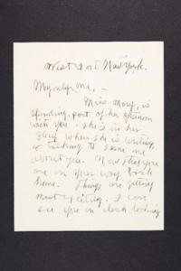 Letter from Mary Woolley to Jeannette Marks, 1938 December 17-18