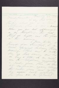 Letter from Mary Woolley to Jeannette Marks, 1938 December 25-26