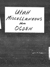 Utah YWCA of the U.S.A. records, Record Group 11. Microfilmed central files