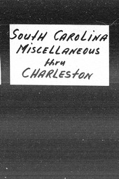 South Carolina YWCA of the U.S.A. records, Record Group 11. Microfilmed central files