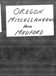 Oregon YWCA of the U.S.A. records, Record Group 11. Microfilmed central files