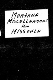 Montana YWCA of the U.S.A. records, Record Group 11. Microfilmed headquarters files